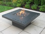 "Fire table - 48"" square"